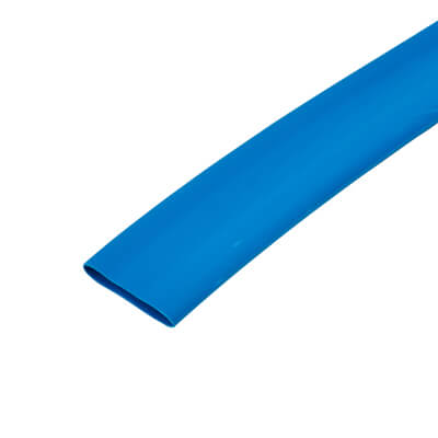 12.7mm Heat Shrink - Blue)