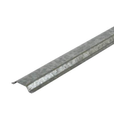 Metal Channel - 25mm x 2m - Galvanised )