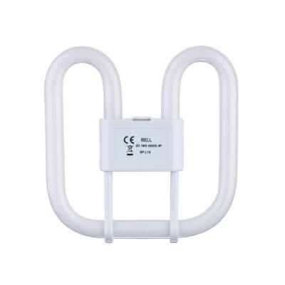 2D 16W 4 Pin Lamp - Cool White - Colour Temperature 835)