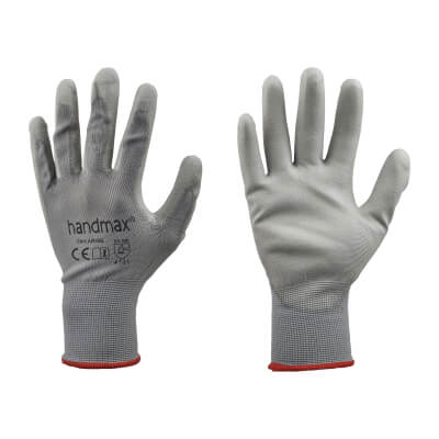 Thin Work Gloves - Size 9 - L)