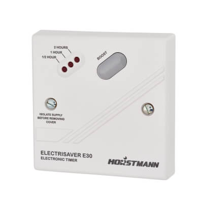 Horstmann Electrisaver 2 Hour Electronic Boost / Run Back Timer)