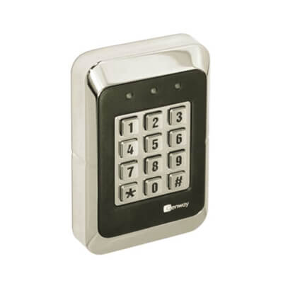 Deedlock External & Internal Stand Alone Keypad APX15 Keypad)