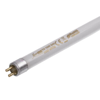 16W 467mm T4 Triphosphor Fluorescent Tube - Cool White)