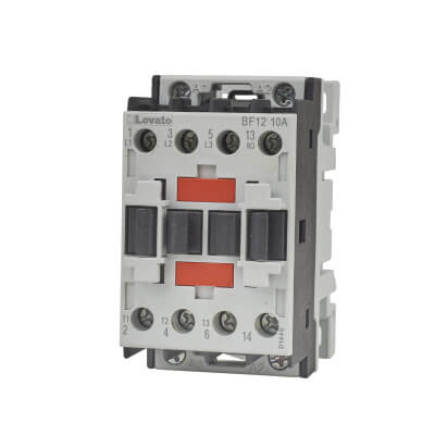 Lovato 12A 230V Three Pole Contactor