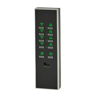 LightwaveRF Handheld Remote - Black)