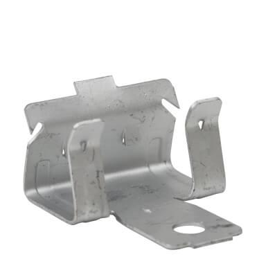 Horizontal Beam Clip - 17-20 x 34mm - Pack 25)