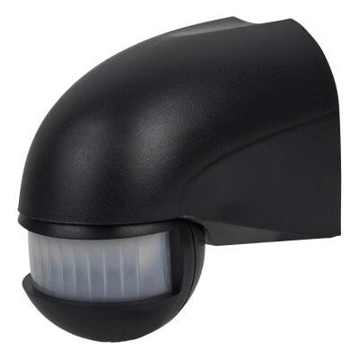 180° External PIR  Sensor - Black )