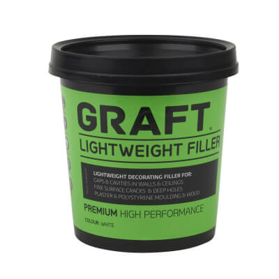 Lightweight Filler - 500ml - White)