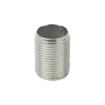 Steel Conduit Nipples - 20mm - Galvanised