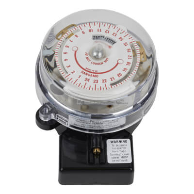 Sangamo 1 x ON/OFF Solar Timer Switch)