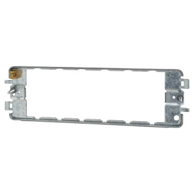 MK 6 Gang Grid Mounting Plate)