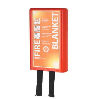 Fire Blanket - 1200 x 1200mm)