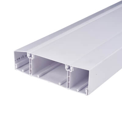 Marco Skirting Trunking - 50mm x 170mm x 3m)