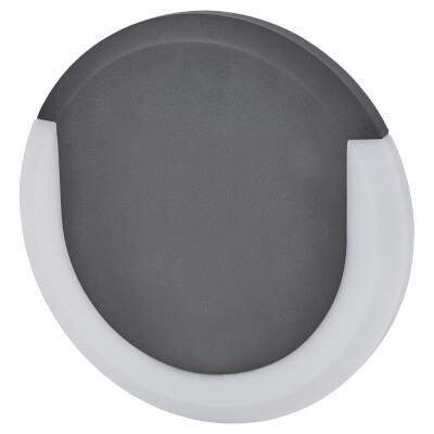 Integral LED 13W Lunox Outdoor Wall Light - Dark Grey)