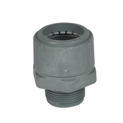 Univolt PVC Flexible Conduit Gland - 25mm