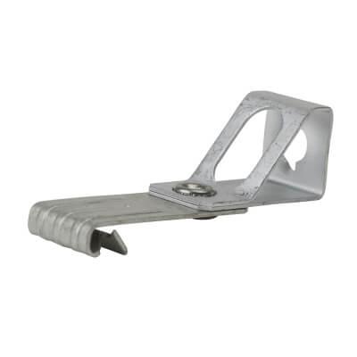 Vertical Flange Rod Hanger - M8 - 1-5mm - Pack 25)