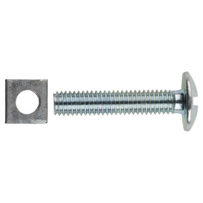 Roofing Bolt - M6 x 30mm - Pack 200)