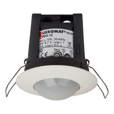 BEG PD3 1 Channel Recessed PIR)