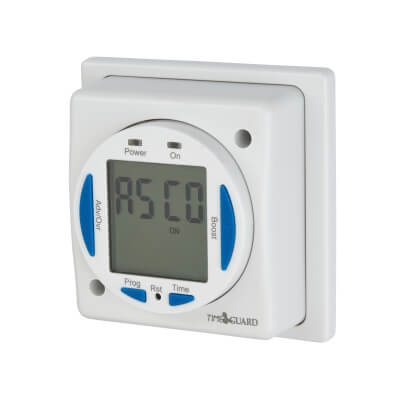 Timeguard 24 Hour Digital Timer - Surface Mounted)