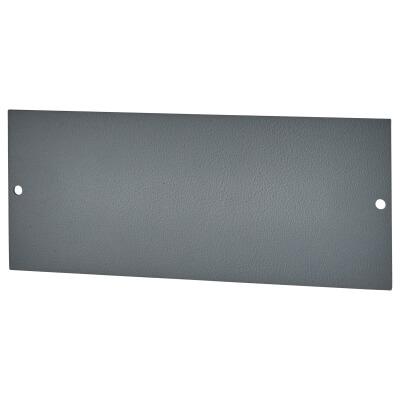 Tass Commercial Floor Box Blank Plate