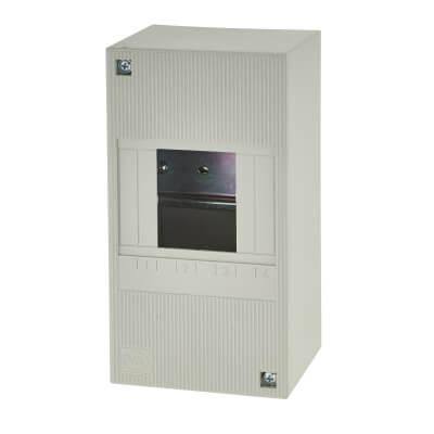 MK Insulated Metal Enclosure - 4 Module)