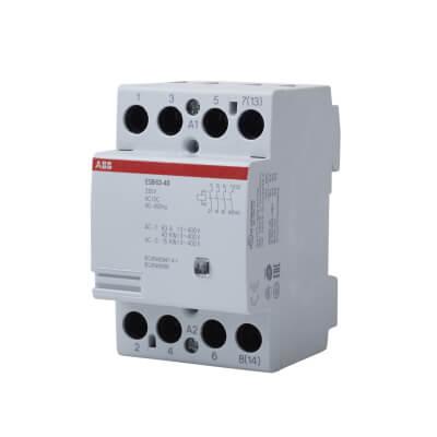 ABB 63A 4 Pole Contactor)