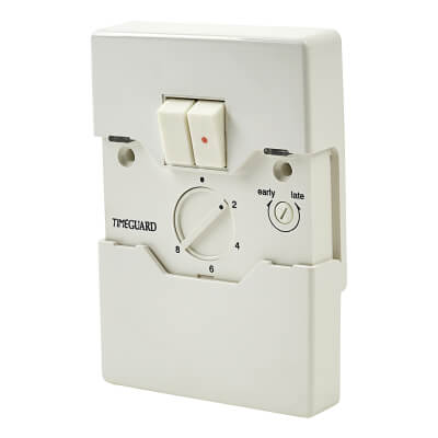 Timeguard 2 Way Security Switch - 2 Gang)
