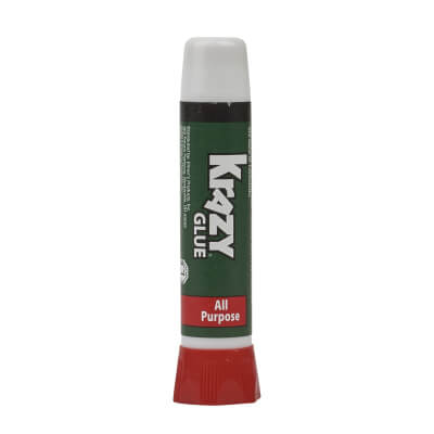 Krazy Glue All Purpose Glue Tube - 2g)