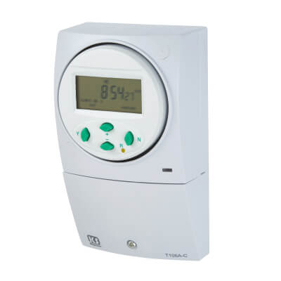 7 Day 24 Hour Electronic Immersion Timer)