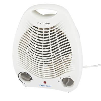 2kW Upright Fan Heater)