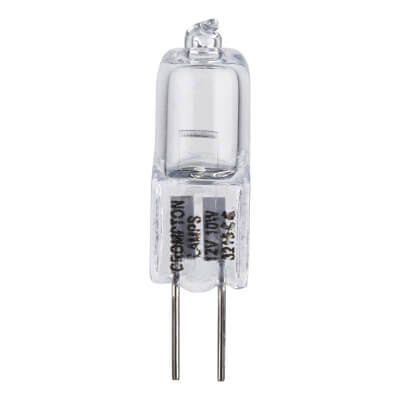 12V 10W Halogen Capsule Lamp - G4)