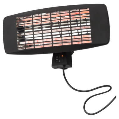 Forum Blaze Wall Mounted Patio Heater - Variable Wattage)