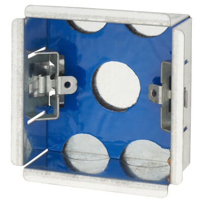 Fire Rated Dry Line Box - 35mm  - 1 Gang