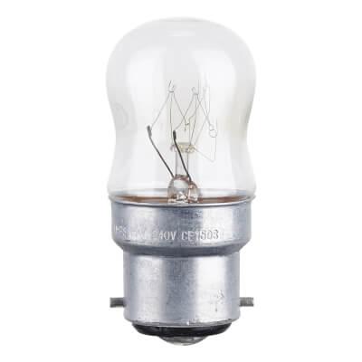 Crompton 15W 240V Pygmy Lamp - BC)