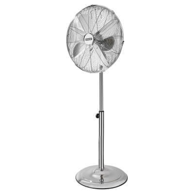 16 Inch Adjustable Metal Pedal Fan)