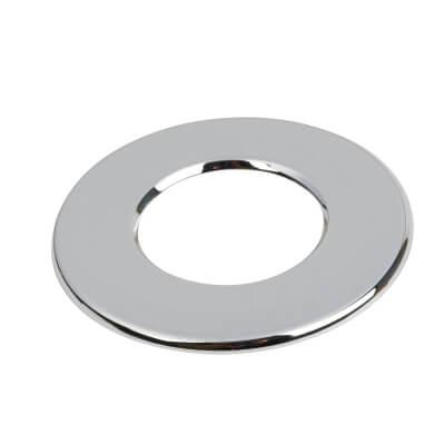Round Bezel - Polished Chrome