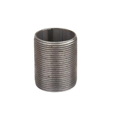 Steel Conduit Nipple - 1 1/2 Inch)