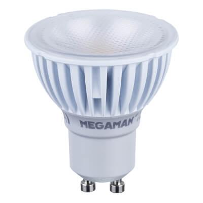 Megaman 4W LED GU10 Spot Lamp - Warm White)