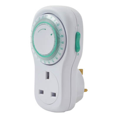 24 Hour Plug In Timer)