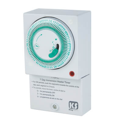 7 Day Plug In Timer)