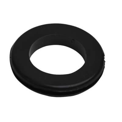 PVC Open Grommet - 25mm - Pack 100)