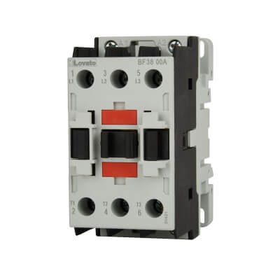 Lovato 38A 230V Three Pole Contactor