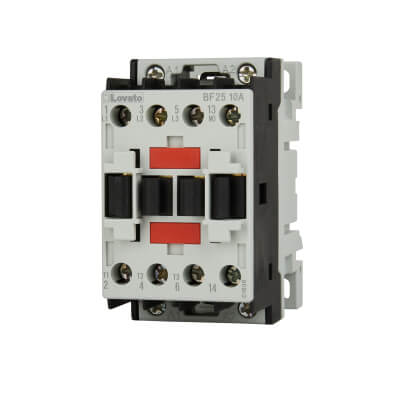 Lovato 25A 415V Three Pole Contactor