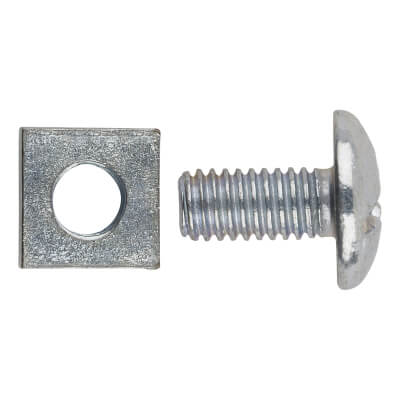 Roofing Bolt - M6 x 8mm - Pack 200)