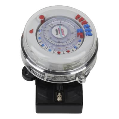 Timeguard 24 Hour Omitt 3 Pin Timer Switch)