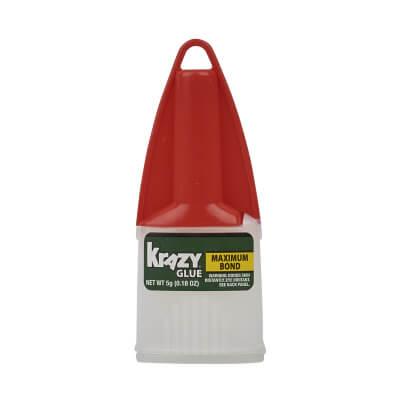 Krazy Glue Precision Tip Glue - 5g)