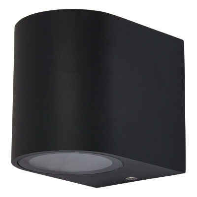 Antar 70W Outdoor Down Light - Black)