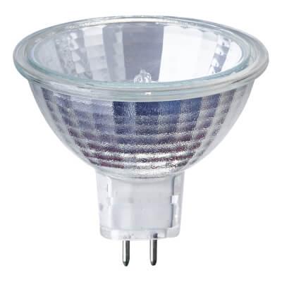 50W MR16 / GX5.3 Enclosed Lamp - 24° Beam Angle