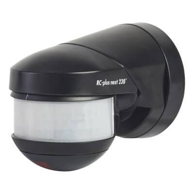 BEG Luxomat Rc-Plus - 230° Angle - Black)