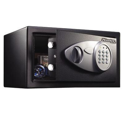 Masterlock Small Digital Safe - 290 x 264 x 194mm)